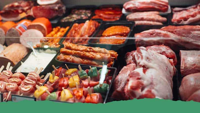 Fleisch aus eigener Schlachtung
